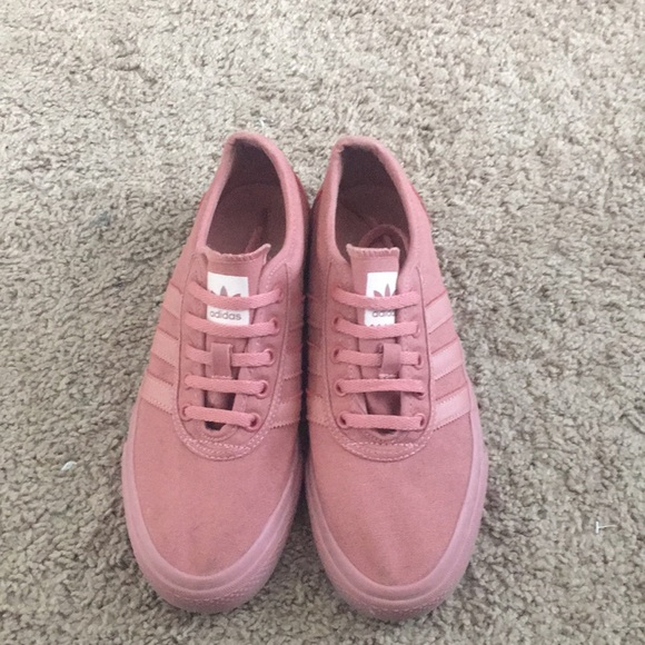 online store 1d153 f224c adidas Shoes - Adidas Womens Adiease Pink Sneakers